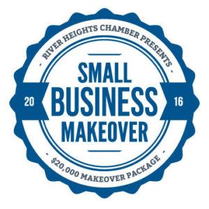 2016 Small Business Makeover Contest Logo